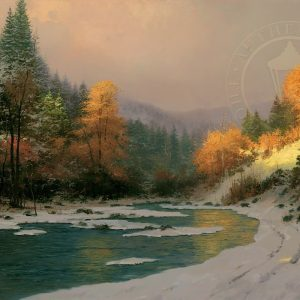 river-thomas-kinkade