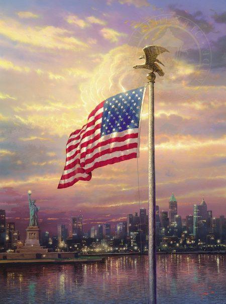 american-flag-new-yor-city-statue-liberty