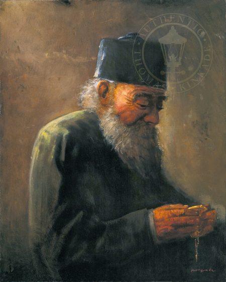 Old Watchmaker by Thomas Kinkade