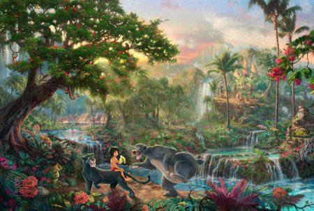 disney-mowgli-baloo-art