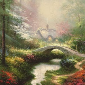 thomas-kinkade-bridge-cottage
